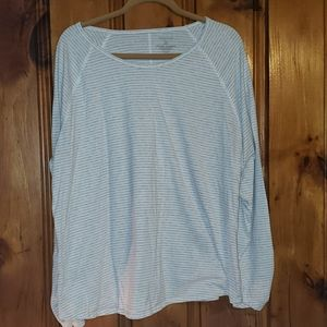 Sonoma size 3x long sleeve top